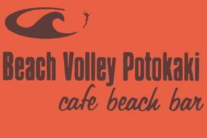BEACH VOLLEY CAFE BEACH BAR POTOKAKI