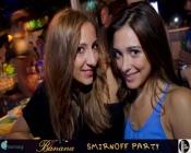 SMIRNOFF PARTY @ Banana 16/08