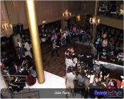 CINEMA CAFE LATIN MASKE PARTY 2012